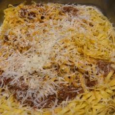 Pasta Bolognaise